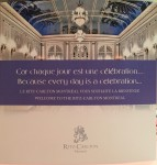 "SJF GROUP PARTICIPATED IN RITZ-CARLTON MONTREAL'S EXCLUSIVE OPEN HOUSE - ""BECAUSE EVERY DAY IS A CELEBRATION"""