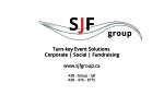 SJF Group participating at The Events Show